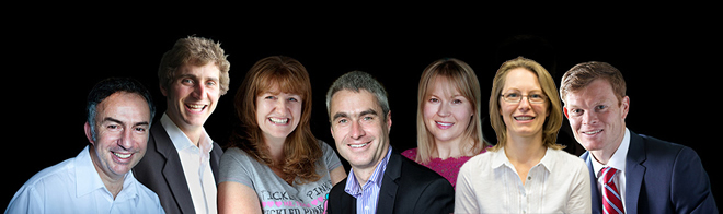 Ghyllmount Dental Team